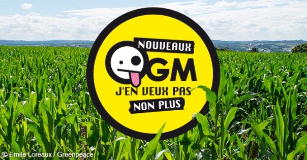 Pétition OGM