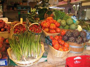 photo Fruits et légumes