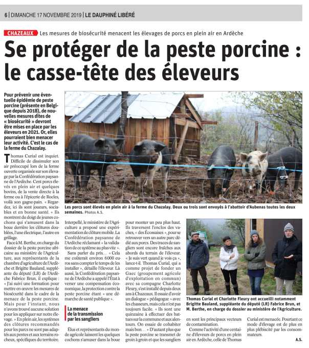 Article FO Porcs plein air 15 Nov -Pages de PDF-Complet-edition-d-ardeche-meridionale-20191117-1.jpg