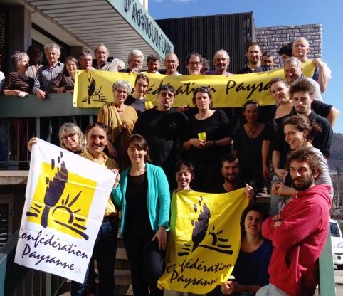 AG 2020 Confédération paysanne Ardèche - 11Mars2020