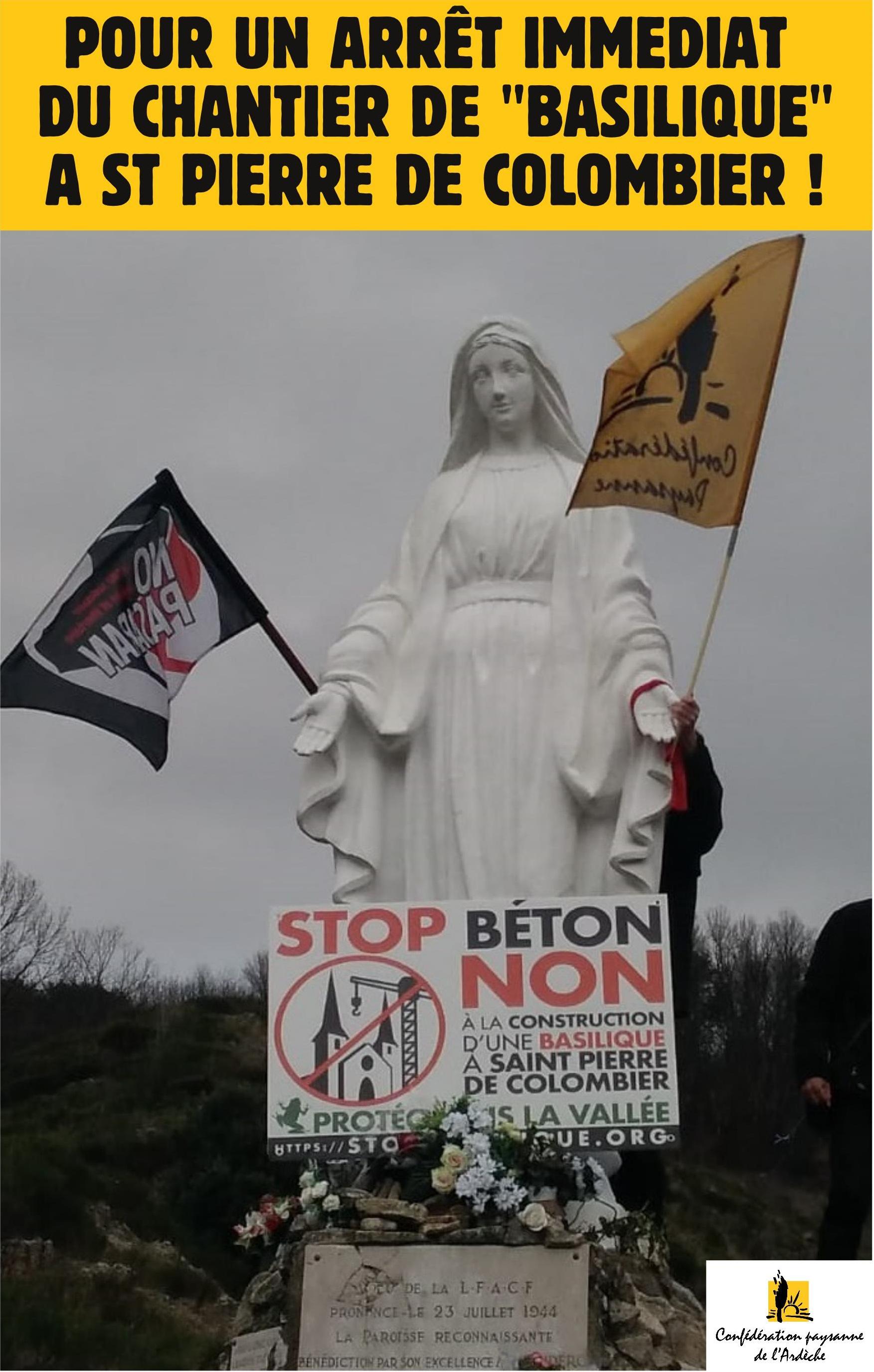 Stop Basilique SPDC