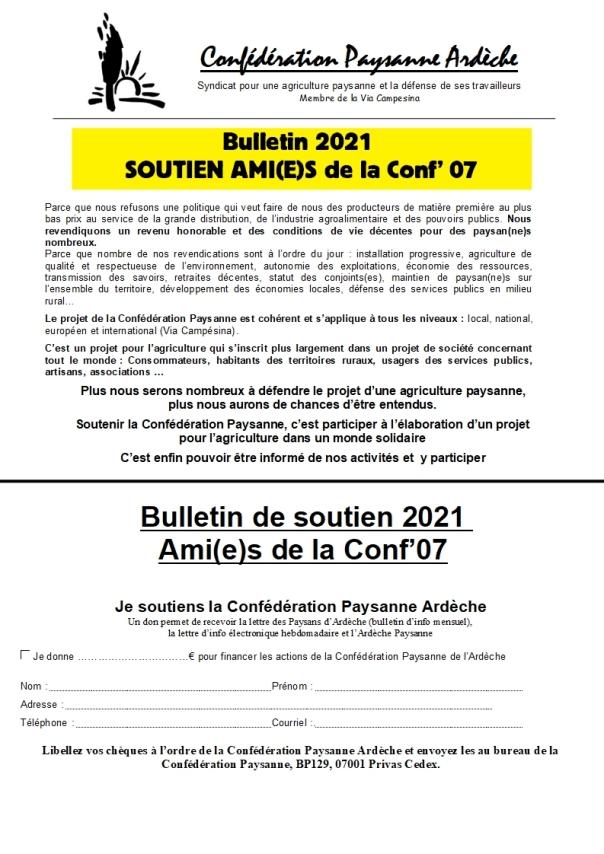 lettre soutien ami(e)s Conf' 2021
