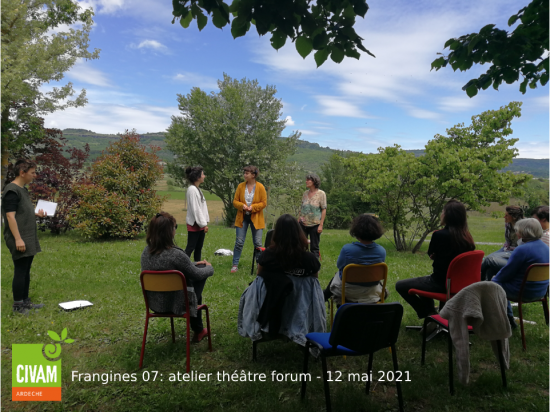 frangines theatre forum